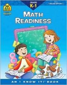 Math Readiness - School Zone Publishing Company, Barbara Bando Irvin