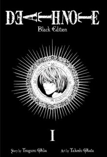 Death Note: Black Edition, Volume 1 - Taskeshi Obata,Tsugumi Ohba