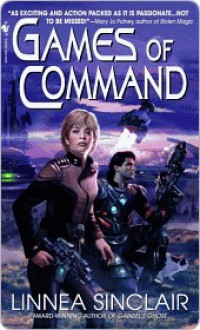 Games of Command - Linnea Sinclair