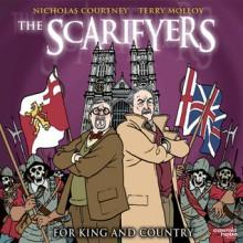 The Scarifyers: For King and Country - Simon Barnard, Paul Morris