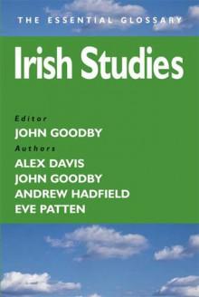 Irish Studies - Alex Davis, Andrew Hadfield
