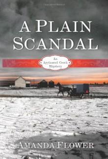 A Plain Scandal - Amanda Flower