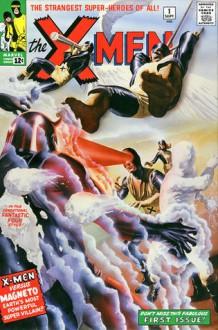 The X-Men Omnibus, Vol. 1 - Stan Lee, Roy Thomas, Jack Kirby, Alex Toth, Werner Roth, Jack Sparling