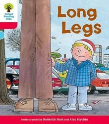 Long Legs - Roderick Hunt, Annemarie Young, Alex Brychta
