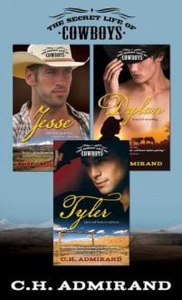 C.H. Admirand Bundle: Tyler, Dylan, Jesse - C.H. Admirand