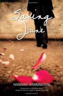 Saving June - Hannah Harrington
