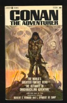 Conan The Adventurer ((Conan, Volume 5)) - Robert E. Howard, L. Sprague de Camp