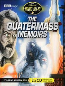 The Quatermass Memoirs (MP3 Book) - Nigel Kneale, BBC Audiobooks