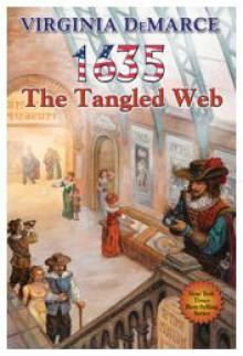 1635: The Tangled Web - Virginia DeMarce, Eric Flint