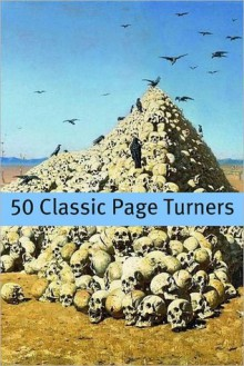50 Classic Page Turners - Golgotha Press, H.G. Wells, Bram Stoker, Jules Verne