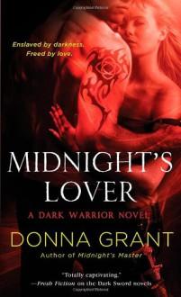 Midnight's Lover - Donna Grant