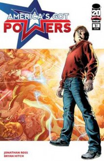 America's Got Powers (#1-7) - Jonathan Ross,Bryan Hitch
