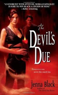 The Devil's Due - Jenna Black