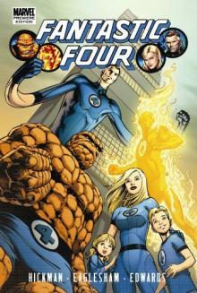 Fantastic Four Volume 1 - Jonathan Hickman, Dale Eaglesham