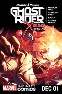 Ghost Rider X-Mas Special Infinite Comic #1 - Method Man,Balak