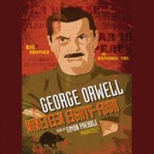 Nineteen Eighty-Four - Simon Prebble,George Orwell