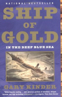 Ship of Gold in the Deep Blue Sea - Gary Kinder