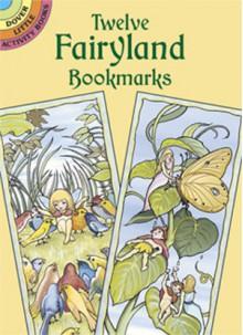 Twelve Fairyland Bookmarks - Richard Doyle, Marty Noble