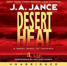 Desert Heat - J.A. Jance,Hillary Huber