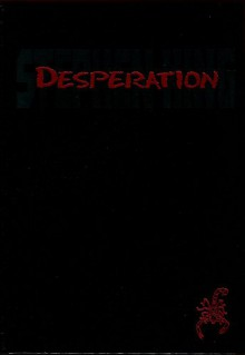 STEPHEN KING'S DESPERATION SIGNED LIMITED LEATHER EDITION WITH LEATHER TRAYCASE -SIGNED BY KING AND ILLUSTRATOR DON MAITZ - Stehen King, Don Maitz