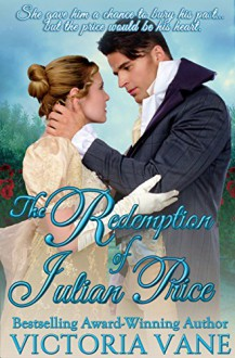 The Redemption of Julian Price - Victoria Vane,Jenny Toney-Quinlan