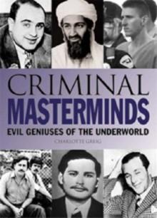 Criminal Masterminds - Charlotte Greig