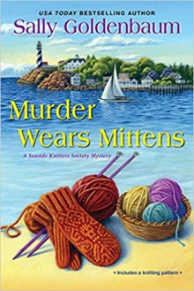 Murder Wears Mittens - Sally Goldenbaum