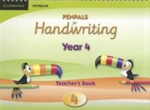 Penpals for Handwriting Year 4 Teacher's Book Enhanced Edition - Gill Budgell, Kate Ruttle