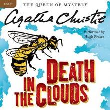 Death in the Clouds - Agatha Christie,Hugh Fraser