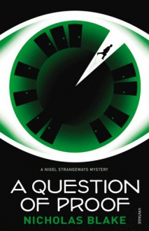 A Question of Proof - Nicholas Blake