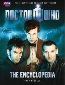 Doctor Who The Encyclopedia - Gary Russell
