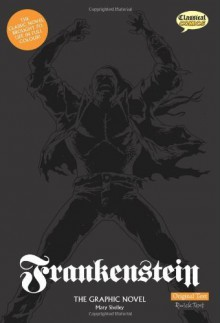Frankenstein The Graphic Novel: Original Text (British English) by Mary Shelley (2008) Paperback - Mary Shelley