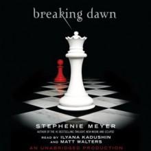 Breaking Dawn - Stephenie Meyer, Ilyana Kadushin, Matt Walters