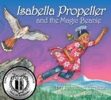 Isabella Propeller and the Magic Beanie - Jonathan Graves, Gail E. Haley