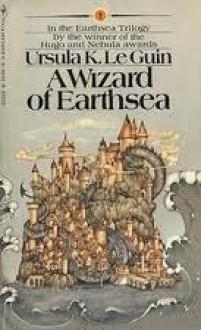 A Wizard of Earthsea (The Earthsea Cycle, #1) - Ursula K. Le Guin