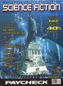 Science Fiction 2003 12 (33) - Rafał Kosik, Mieszko Zagańczyk, Jacek Inglot, Janusz Cyran, Sławomir Mrugowski, Anna Kozioł, Artur Wojtczak