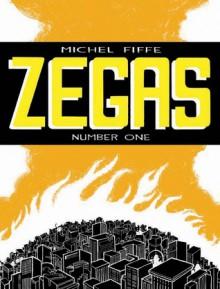 Zegas #1 - Michel Fiffe