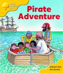 Pirate Adventure - Roderick Hunt, Alex Brychta