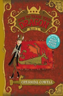 How to Train Your Dragon - Hiccup Horrendous Haddock, Cressida Cowell