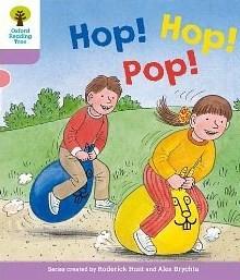 Hop, Hop, Pop! - Roderick Hunt, Alex Brychta