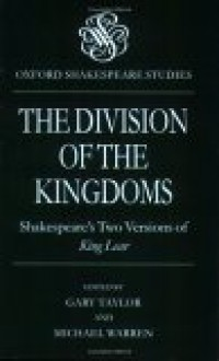 The Division of the Kingdoms - Gary Taylor