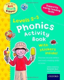 Read with Biff, Chip, and Kipper. Phonics - Roderick Hunt