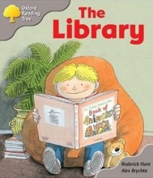 The Library - Roderick Hunt, Alex Brychta