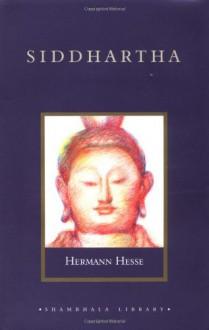Siddhartha - Hermann Hesse, Sherab Chödzin Kohn
