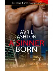 A Sinner Born - Avril Ashton