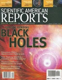 Black Holes Scientific American Reader Special Edition - Editors of Scientific American Magazine