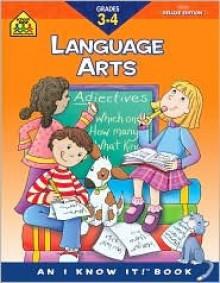 Language Arts 3-4 - School Zone Publishing Company