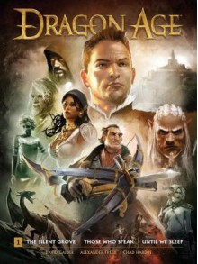 Dragon Age Library Edition Volume 1 - David Gaider, Chad Hardin, Anthony Palumbo, Michael Atiyeh