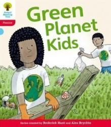 Green Planet Kids - Roderick Hunt, Alex Brychta