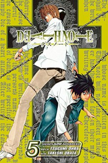 Death Note, Vol. 5: Whiteout - Takeshi Obata, Takeshi Ohba
